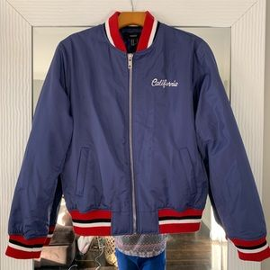 California Bomber Jacket - Size: Medium